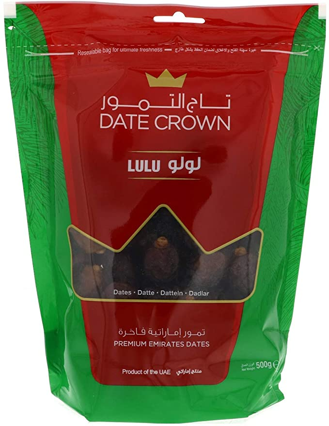 Date crown Lulu dates 500g