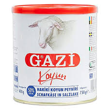 GAZI SHEEPS MILK CHEESE 400G