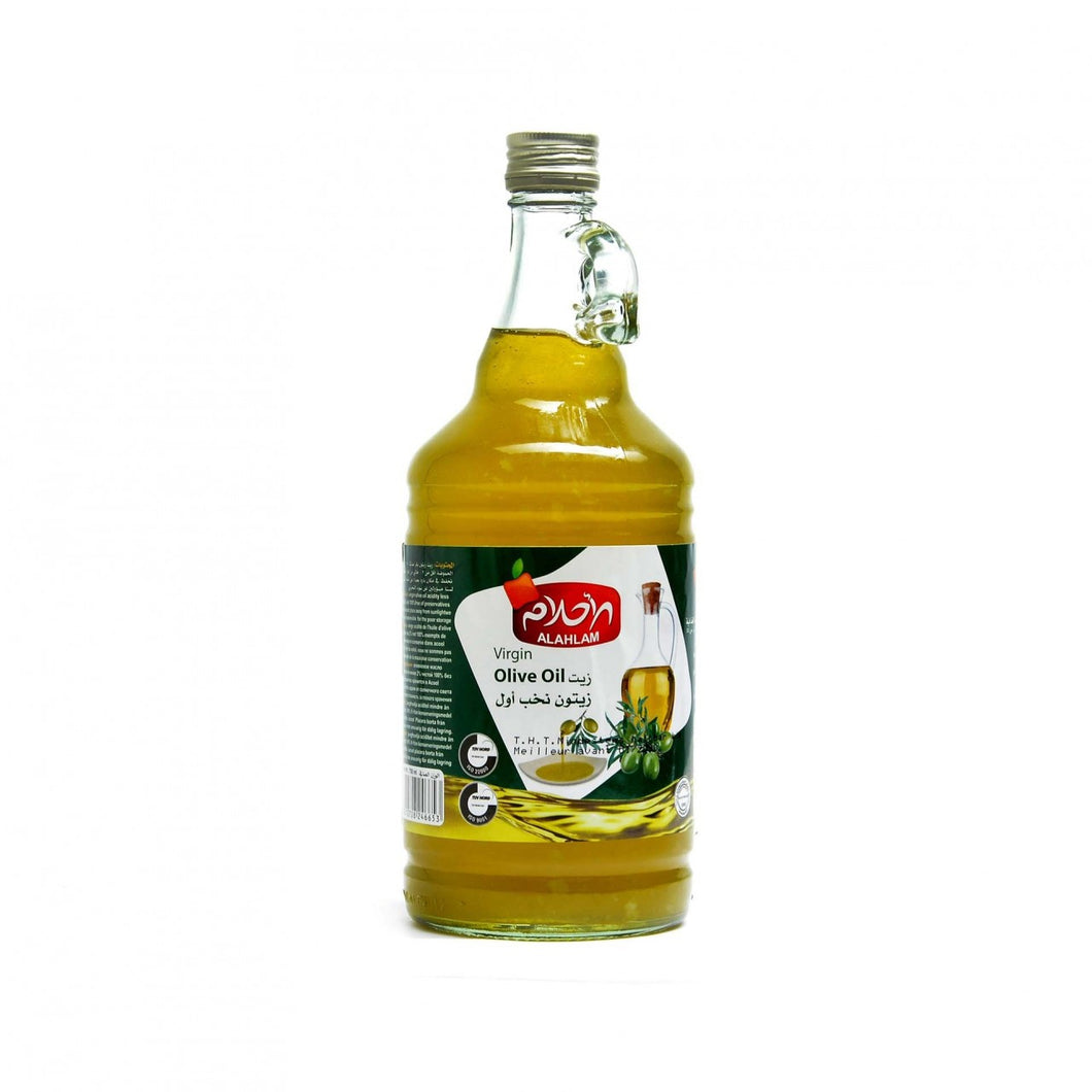 Alahlam olive oil 750ml