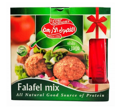 FOUR SEASONS FALAFEL MIX WITH GIFT 400G