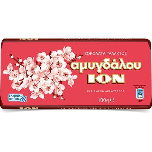 Ion Milk with almonds 100g