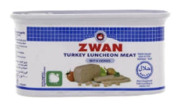 ZWAN Turkey LUNCHEON MEAT HALAL