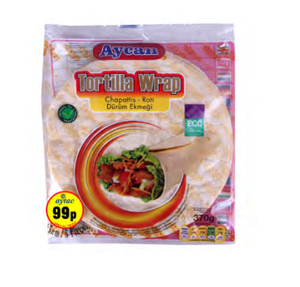AYCAN Tortilla WRAP Large