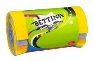 Bettina multi cloths x10