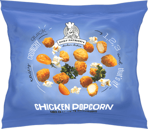 Chef Patrick popcorn chicken 400g