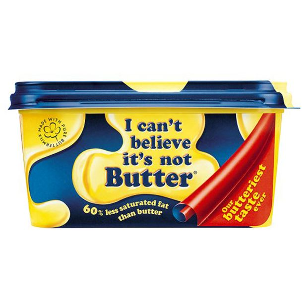 Cant Believe not butter 500g