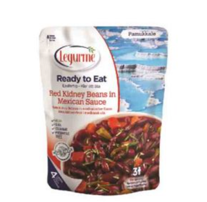 Legurme red beans in mexican sauce 400g