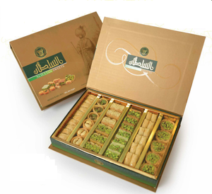 Al Sultan mixed baklava 350g