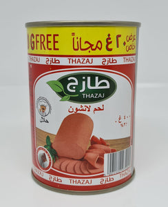 THAZAJ LUNCHEON MEAT 400G