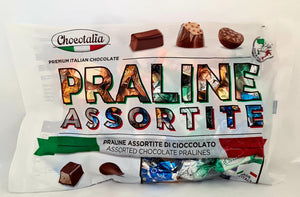 Chocolate passion assorted 500g