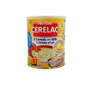 Nestle Cer 3 cereal&milk