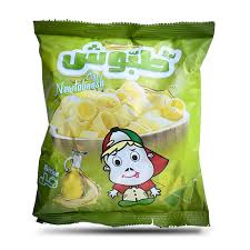 TABOOSH CRISPS VINEGARE 15G
