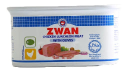 ZWAN CHICKEN OLIVE 200G