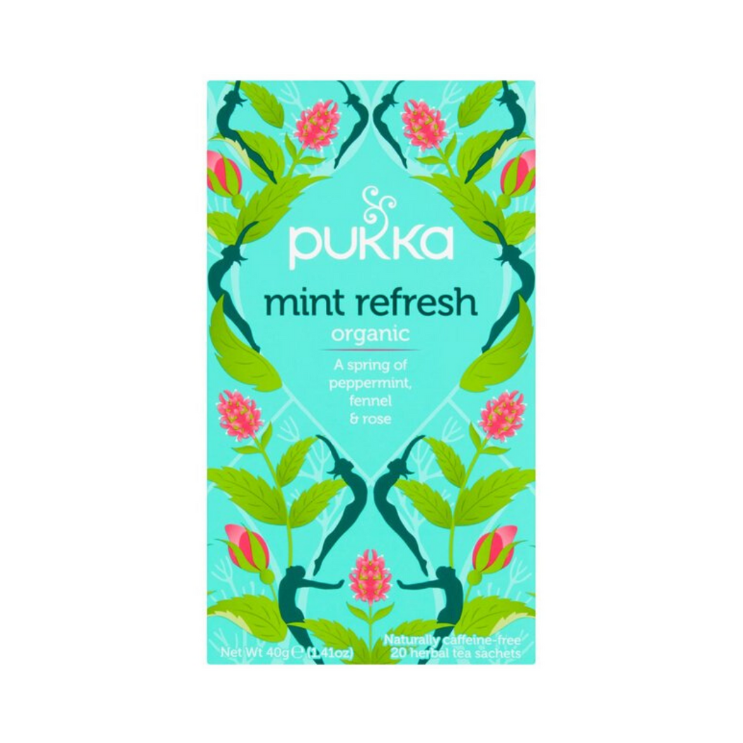 Pukka Mint Refresh 40g