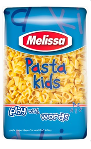 Melissa Kids words