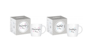Hugs and Kisses gift mug