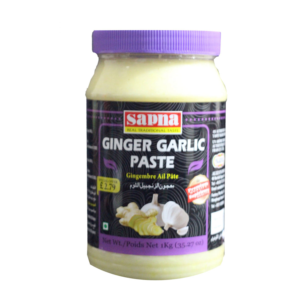 Sapna ginger garlic paste 1kg