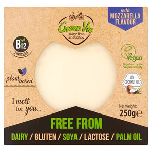 Green vie vegan mozzarella 250g