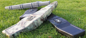Hard Shell Gun Case Scabbard Lockable