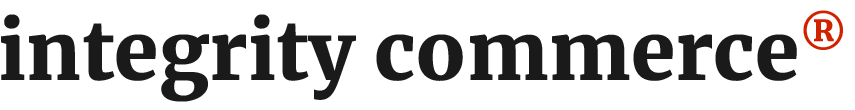 Integrity Commerce Logo