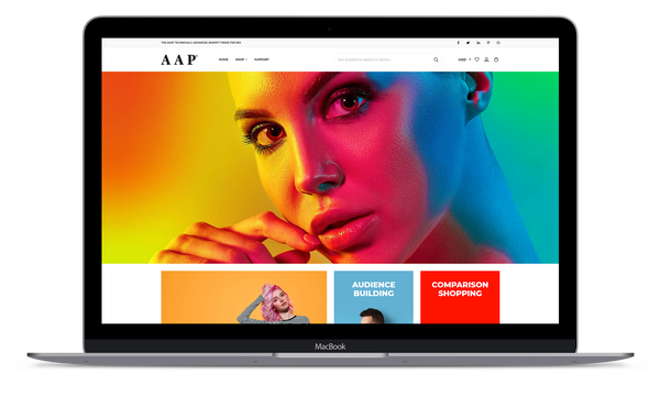 AAP® Theme by Integrity Commerce®