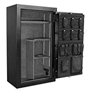 Stealth Gun Safe Feature Hinges and Door Opening