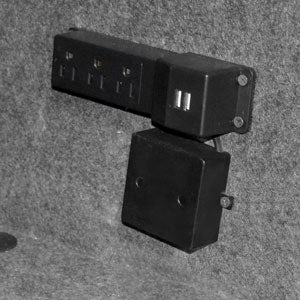 Stealth Gun Safe Feature Outlet Kit