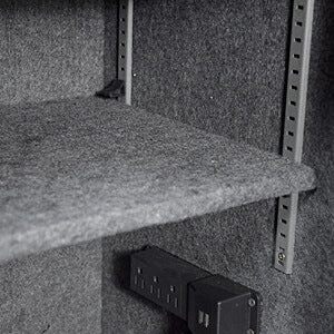 Stealth Gun Safe Feature Shelves