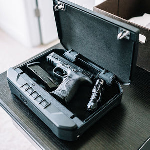 Vaultek VE20 Portable Electronic Handgun Safe - Dean Safe