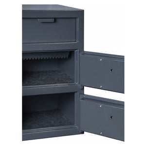 Hollon FD-3020CC Drop Safe Front Loading Double Door