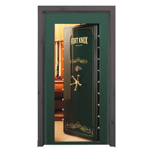 Fort Knox Vault Door Executive In-Swing 8248 - Dean Safe