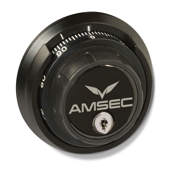 American Security Key Locking Dial
