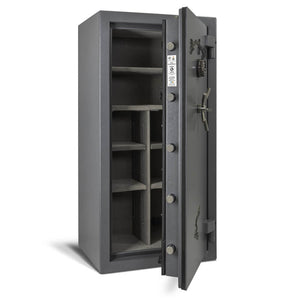 AMSEC NF6032 Gun Safe - Open Bolts Empty Shelves