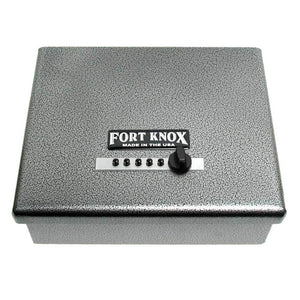 Fort Knox Original Handgun Safe PB1 Pistol Box FTK-PB - Dean Safe
