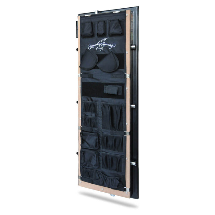 AMSEC Model 13 American Security Gun Safe Door Panel Organizer