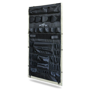 AMSEC Model 28 American Security Gun Safe Door Panel Organizer - Dean Safe