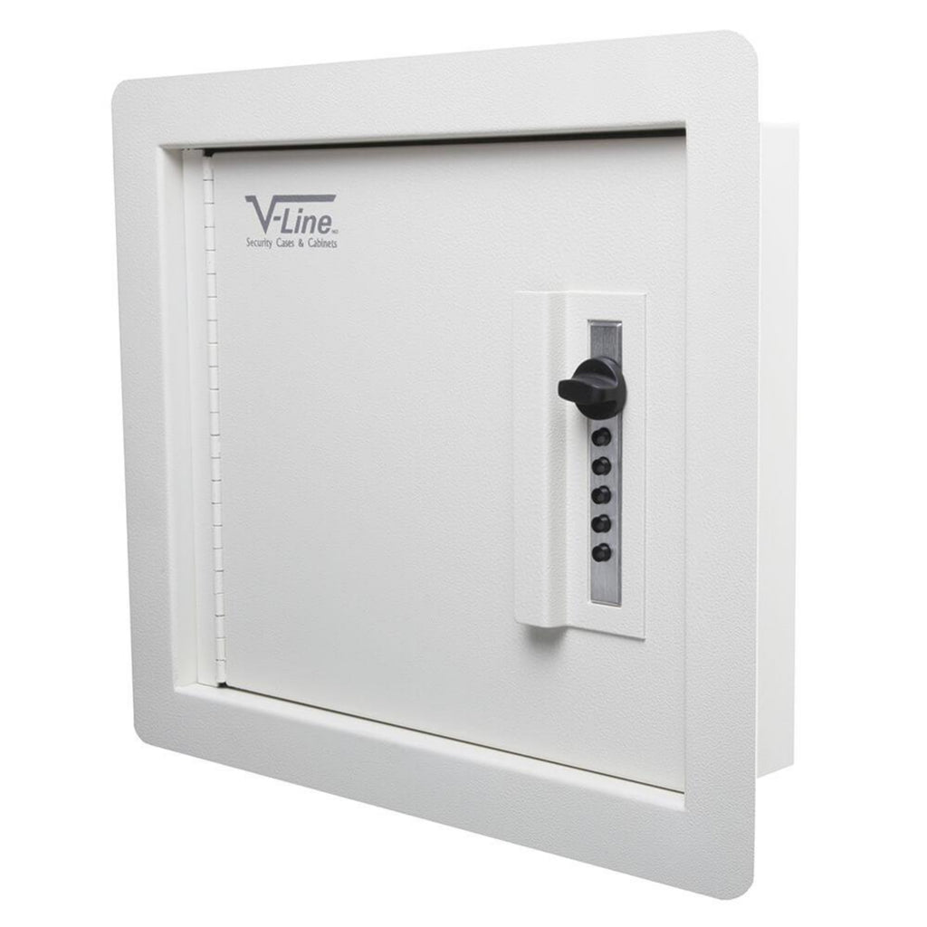 V-Line Wall Safe Quick Vault Model 41214-S