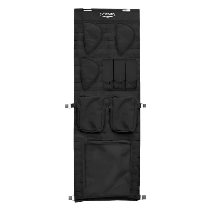 Stealth Small Molle Gun Safe Door Panel Organizer