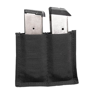 Stealth Velcro Double Magazine Pouch - Dean Safe