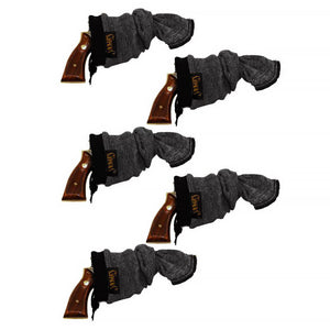 "Sack-Ups 13.5"" Pistol Socks 5 Pack - Dean Safe"