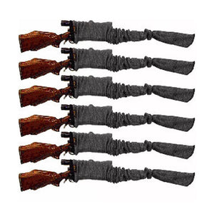 "Sack-Ups 52"" Rifle Socks - 6 Pack - Dean Safe"