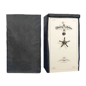 Liberty Gun Safe Cover Size: 50 Charcoal Gray Full Concealment - Dean Safe