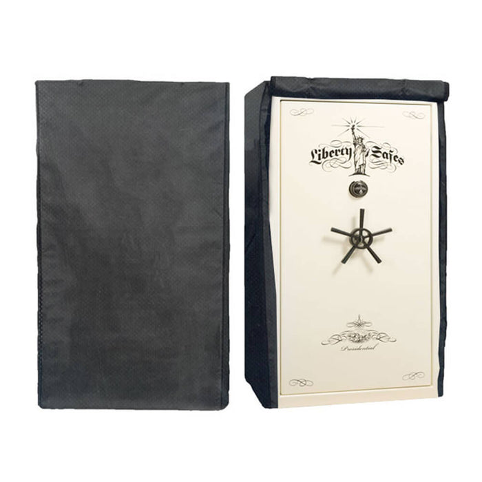 Liberty Gun Safe Cover Size: 50 Charcoal Gray Full Concealment
