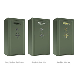 Fort Knox Defender 6637 Gun Safe - Dean Safe