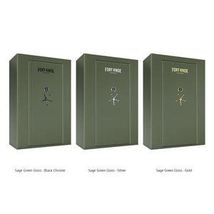 Fort Knox Defender 7251 Gun Safe - Dean Safe
