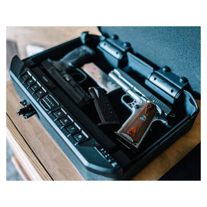 Vaultek VE Portable Electronic Handgun Safe - Dean Safe