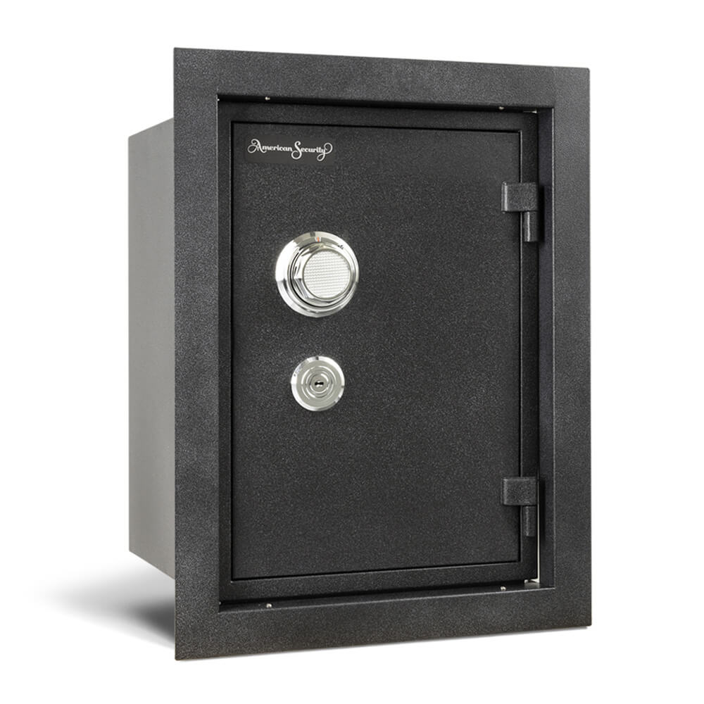 AMSEC WFS149D American Security 1 Hour Fire Resistant Wall Safe - Dean Safe