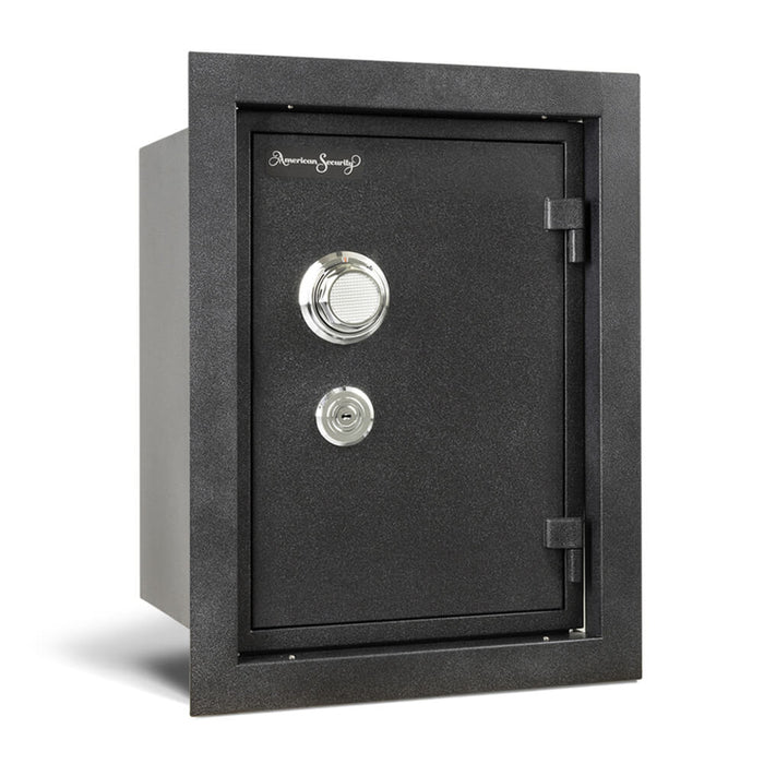 American Security WFS149D AMSEC 1 Hour Fire Resistant Wall Safe - Light Shipping Damage