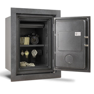 American Security WFS149D AMSEC 1 Hour Fire Resistant Wall Safe - Light Shipping Damage - Dean Safe