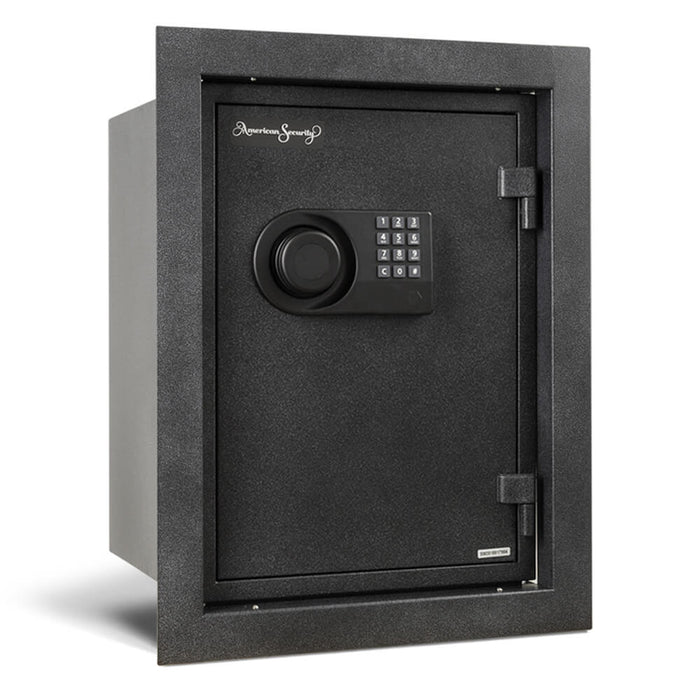 AMSEC WFS149E5 American Security 1 Hour Fire Resistant Wall Safe Light Shipping Damage
